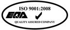 EQA ISO 9001 QAC logo