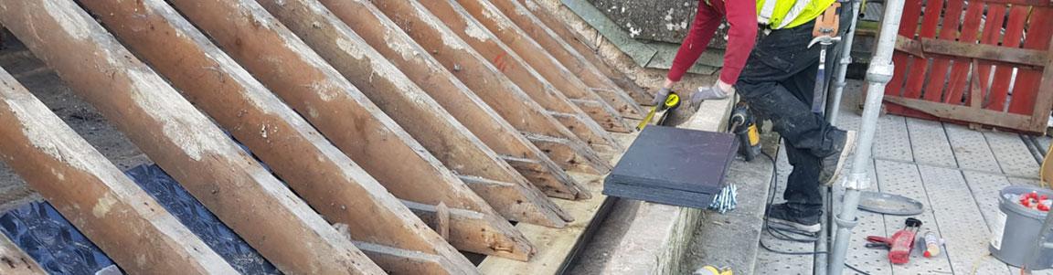 Kilfane House Conservation & Repair Works