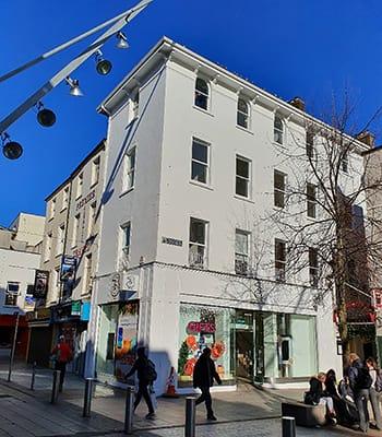 Three Store, Daunt Square, Cork City
