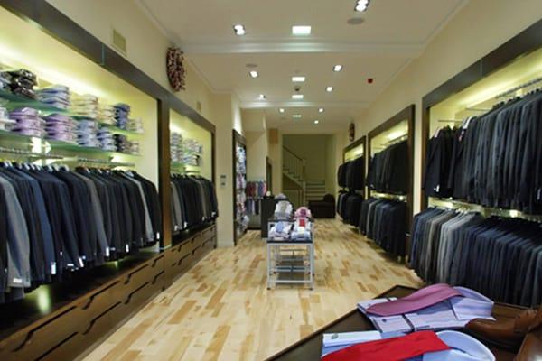 Fitzgeralds Menswear, Patrick St., Cork